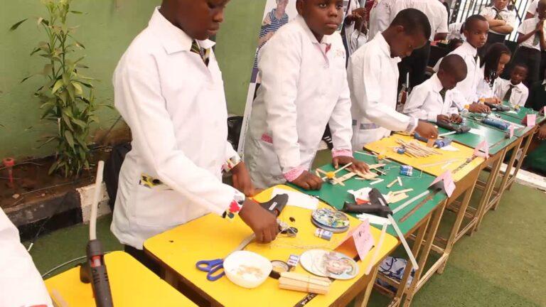 Raising a Generation of Innovators